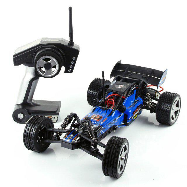 2.4G遥控玩具车方案